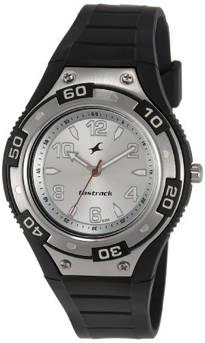 Fastrack Analog Silver Dial Men's Watch - NE9333PP01J image