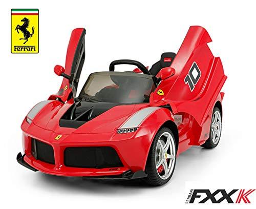 Mondial Toys Auto ELETTRICA Macchina per Bambini 12V con Telecomando Ferrari LAFERRARI FXX K