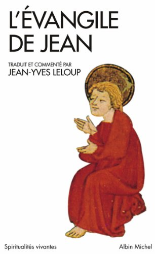 L'Évangile de Jean par Jean-Yves Leloup