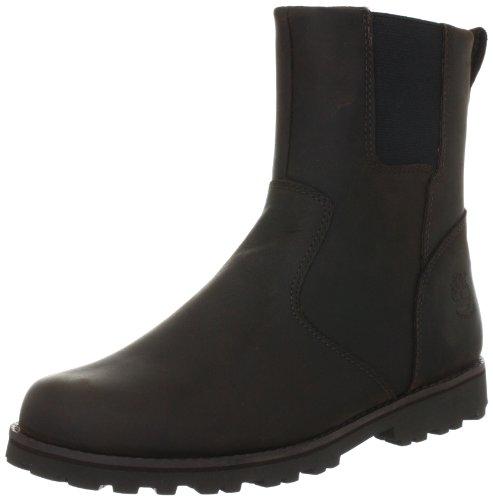 Timberland Ek Asphalt Trail Wp Chelsea, Boots garçon Marron (Dark Brown)