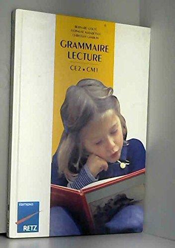 Grammaire, lecture, CE2, CM1