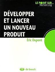 Développer et lancer un nouveau produit