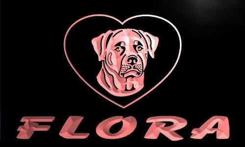 vfg350-r-floras-rottweiler-dog-house-home-pet-neon-light-sign