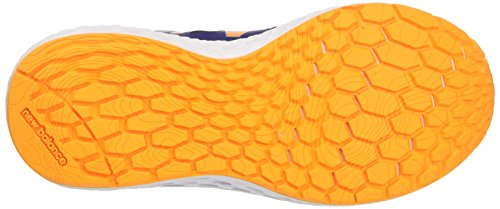Nuovo Equilibrio Damen Nbwborapo2 Trainingsschuhe, Orange Viola (purple Blanc)