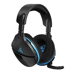 Le casque STEALTH 520 de TURTLE BEACH offre un son sans fil exceptionnel sur PlayStation4 et PlayStation3 grâce à ses imposants écouteurs de 50 mm en néodyme et au son surround DTS Headphone:X 7.1. Découvrez un incroyable environnement sonore 3D, à 3...