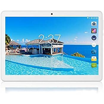 Yellyouth - Tablet Android de 10 Pulgadas con Ranura para Tarjeta ...