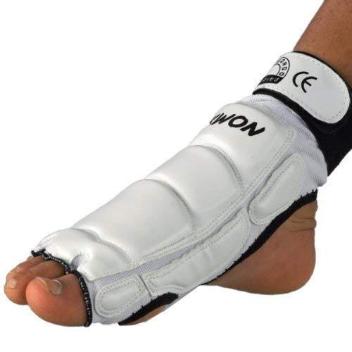 KWON Fußschutz für TKD, weiß, Größe M