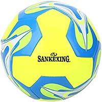 TOPmountain Soccer Ball-Best Práctica de Deportes al Aire Libre Soccer  Ball-Size 5 75648ba303ea2