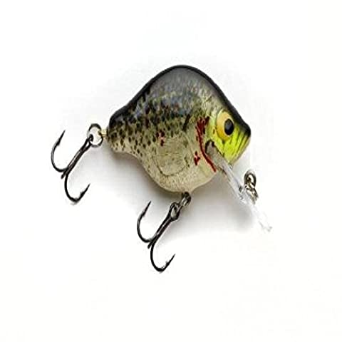 First Cast Inc. White Small Fry Crappie .25 Ounce 7 Grams - Fishing Accessory