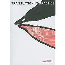 Translation in Practice (Dalkey Archive Scholarly)