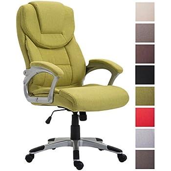 clp b rostuhl xl texas v2 stoffbezug chefsessel mit wippmechanismus max belastbarkeit 180 kg. Black Bedroom Furniture Sets. Home Design Ideas