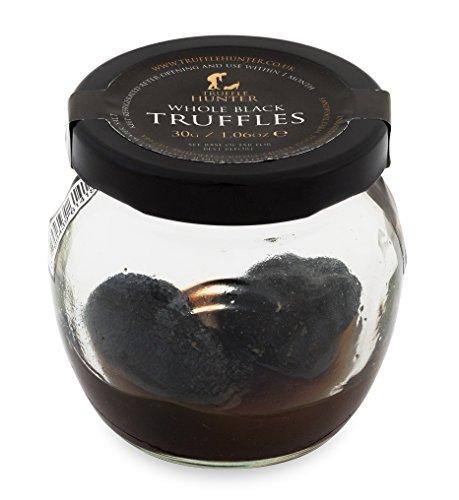 TruffleHunter Ganze schwarze italienische Trüffel (30g)