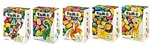 Play maíz 160655Classic One fop Set, para Rellenar del Calendario de Adviento, Aprox. 350, 5Unidades