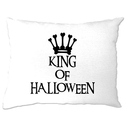 ooky Scary Kostüme Lustig Cool Creepy Königs Kissenbezuge (Scary Witch Halloween Kostüme)