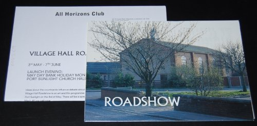 village-hall-roadshow-poster
