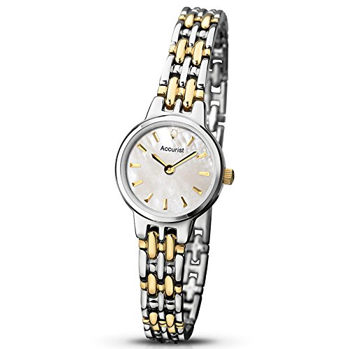 Ladies Accurist Watch LB1406P