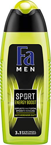 Fa Men Sport Energy Boost Duschgel, 6er Pack (6 x 250 ml)