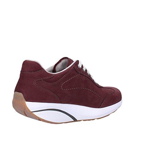 MBT Sneakers Donna Nabuk Bordeaux