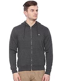 Proline Mens Charcoal Marl Sweat Shirt(PC13037RCML)