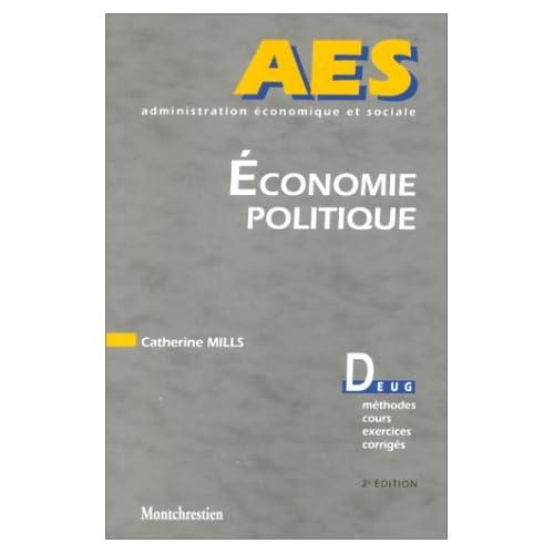 Economie politique, 2e édition