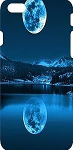 Koolbug Printed Hard Back Case Cover For Apple Iphone 6SPlus
