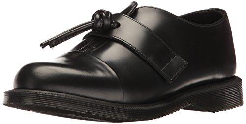 Dr.Martens Womens Eliza Leather Shoes Schwarz