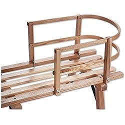 Sirch - Respaldo para trineo (madera)