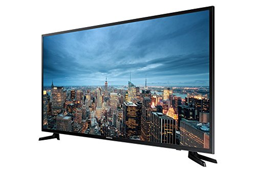 Samsung 40JU6000 102 cm (40 inches) 4K Ultra HD LED TV (Black)