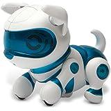 Tekno Newborns Electronic Robotic Pet Puppy - Blue Color