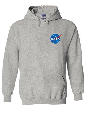 nasa-space-rocket-moon-space-astronaut-pocket-novelty-sports-grey-men-women-damen-herren-unisex-hood