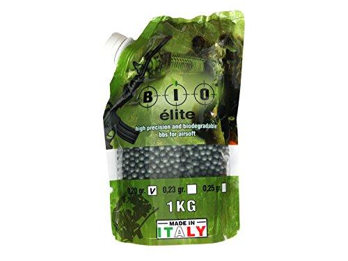 5.000 BIO ELITE High Precision Softair / Airsoft BIO BBs 6mm 0,20g -olive- -