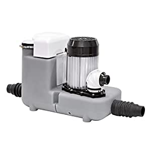 SFA Sanicom 1 - station de relevage pour eaux usées provenant de cuisine, salle de bains (sans WC) ou buanderie