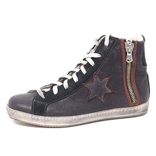 B2882 sneaker uomo STOKTON STAR U CERN grigio shoe man [40]