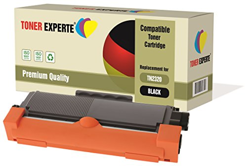 Preisvergleich Produktbild TONER EXPERTE® Premium Toner kompatibel zu TN2320 für Brother HL-L2300D, HL-L2320D, HL-L2340DW, HL-L2360DN, HL-L2360DW, HL-L2365DW, HL-L2380DW, DCP-L2500D, DCP-L2520DW, DCP-L2540DN, DCP-L2560DW, MFC-L2700DW, MFC-L2720DW, MFC-L2740DW