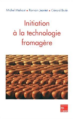 Initiation à la technologie fromagère par Mahaut