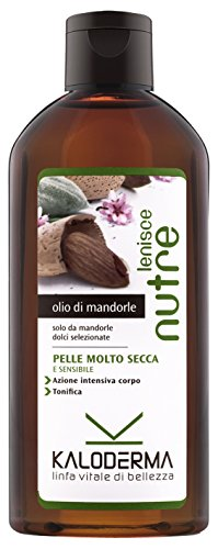 Kaloderma Olio Mandorle Nutriente - 300 ml