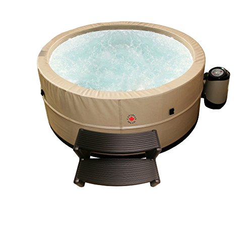Canadian Spa Swift Current Hot Tub - Brown