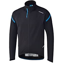 SHIMANO Performance Windbreak Jersey Schwarz S