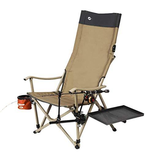 CCDZDM Camping & Wandern Angeln Stuhl Multifunktions Squat Angeln Stuhl Klappstuhl Skizze Stuhl Kann Sitzen Und Lehnen Last 100Kg