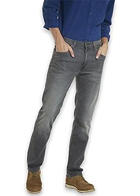 Wrangler Men's Arizona Dove Grey Jeans