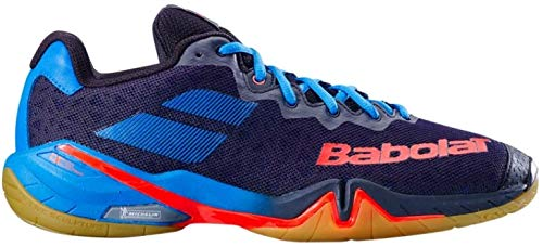 Babolat Badmintonschuh Shadow Tour Men 2019 blau Topmodell (41 EU)