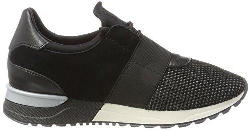 Marc O'Polo 70713893501115, Sneaker Donna nero (nero)