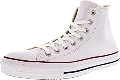 Converse Chuck Taylor All Star Core Hi, Baskets mode mixte adulte - Blanc (Blanc Optical), 35 EU