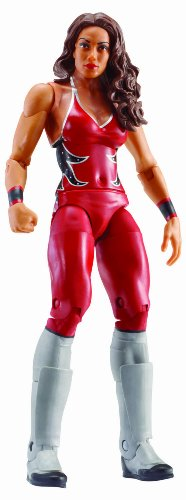 WWE Series 33–Superstar # 59Tamina Snuka Figur (Wwe Wrestling Action-figur-gürtel)