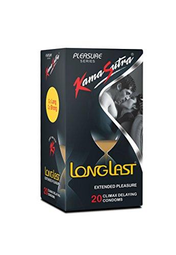 KamaSutra Longlast - 20 Condoms