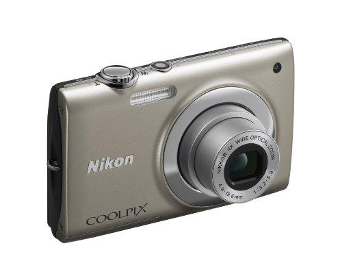 Nikon Coolpix S2500 4 Multiplier_x (Kamera S2500 Nikon)