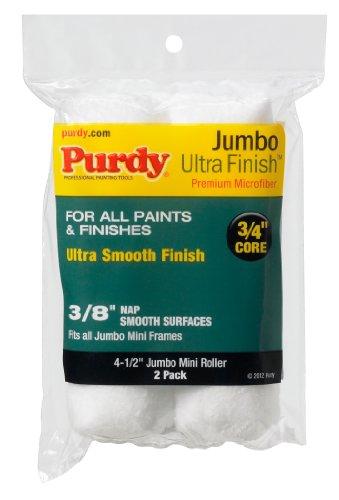 Purdy 140624052Ultra Finish mit 3/20,3cm Nap Jumbo Mini Rollowelle (Fall von 6), 4–1/5,1cm