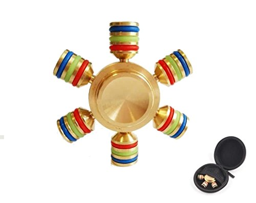 c63r-gold-aluminium-metal-fidget-spinner-with-metal-storage-case-decompression-hand-spinner-toy-with