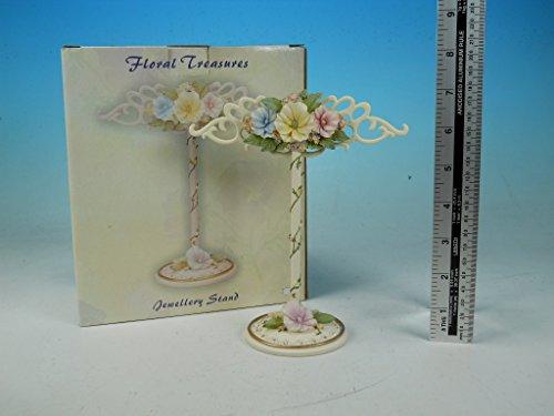 Poisson bijoux Motif Floral