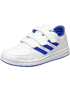 Adidas Altasport CF K, Zapatillas de Deporte para Niños, Blanco (Footwear White/Blue/Footwear White 0), 35.5 EU